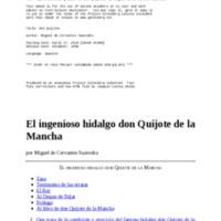 El Ingenioso Hidalgo Don Quijote de la Mancha.pdf